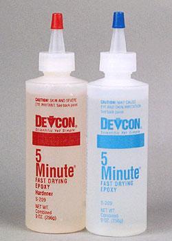 5 Minute Epoxy Glue