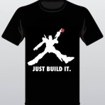 Just Build It Shirt