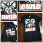TGG Wing Build Shirts