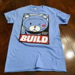 Bearguy Blue T-Shirt