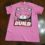 Bearguy Pink T-Shirt