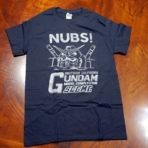SCGMC 2018 Judging Shirt: NUBS!