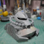 Gouf Custom Exceed Head Conversion Kit